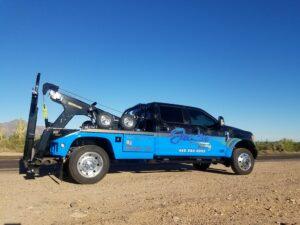 towing in queen creek arizona