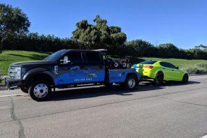 Heavy Duty Towing in Gilbert Arizona