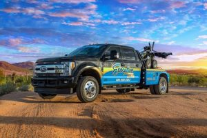 RV Towing in Apache Junction Arizona