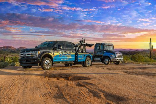 Semi Truck Towing-in-San Tan Valley-Arizona