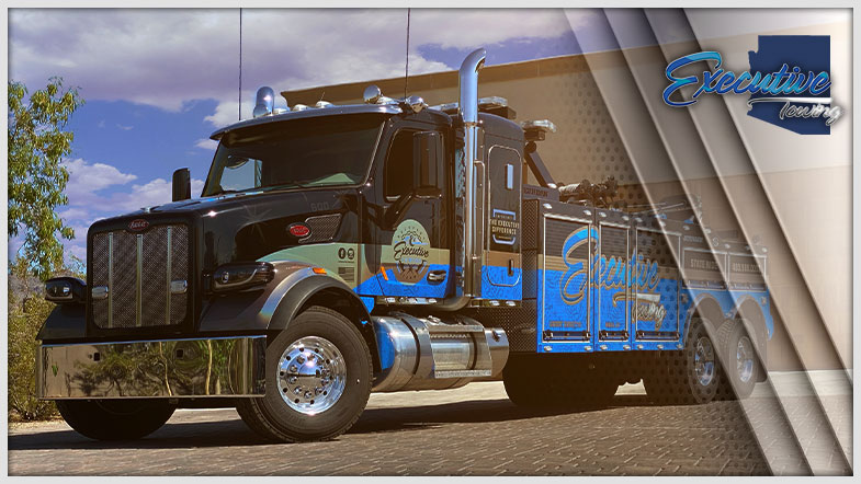 Heavy Duty Towing Service Mesa AZ