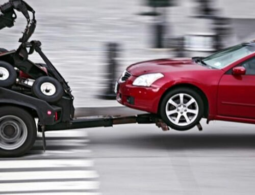 Insurance Risk Services Reveals the Financial Dangers With Using Roadside Assistance